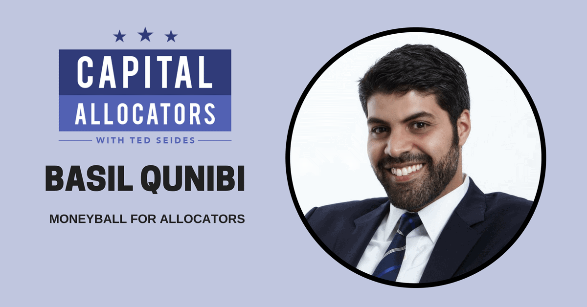 Basil Qunibi – Moneyball for Allocators (EP.42)