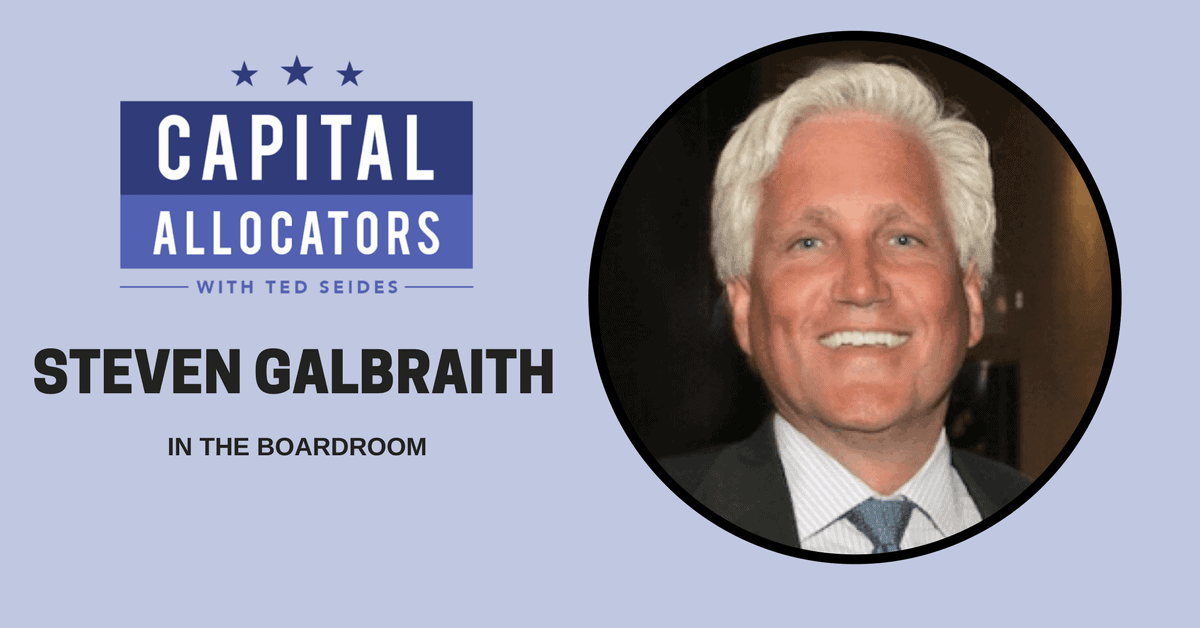 Steven Galbraith – In the Boardroom (EP.48)