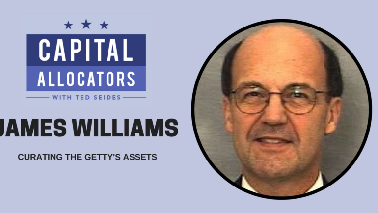 James Williams – Curating The Getty's Assets (EP.50)
