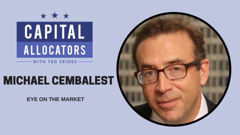 Michael Cembalest – Eye on the Market (EP.49)