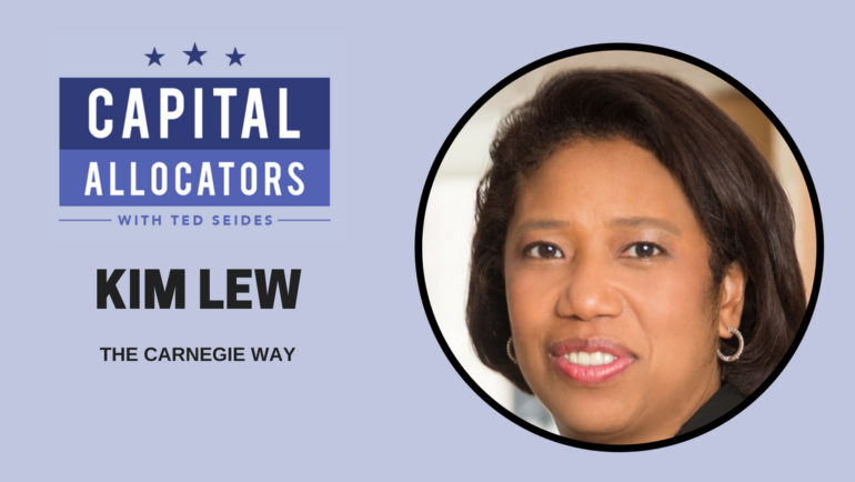 Kim Lew – The Carnegie Way (EP.52)