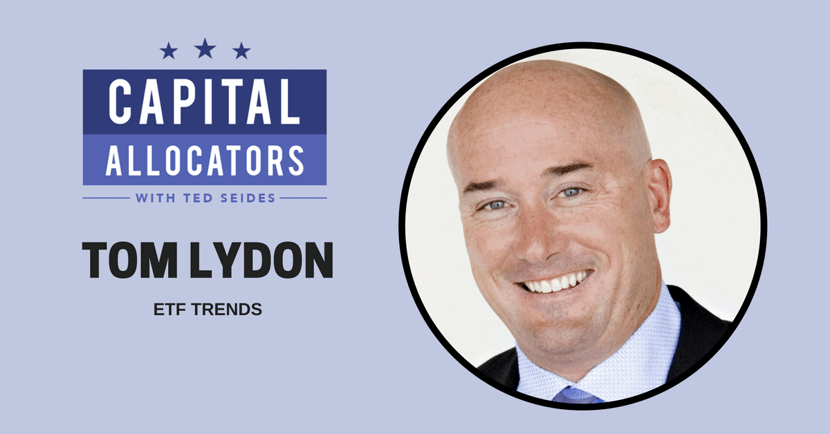 Tom Lydon – ETF Trends (EP.56)