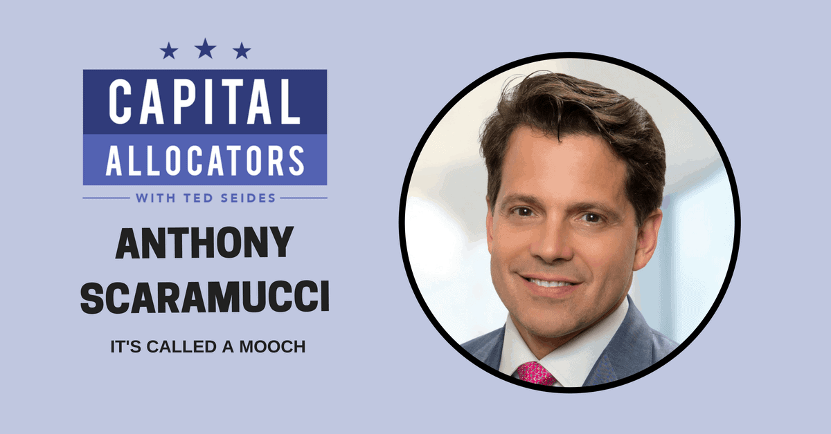 Anthony Scaramucci – It's Called A Mooch (EP.60)