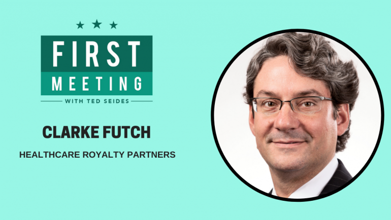 Clarke Futch – Healthcare Royalty Partners (FM.20)