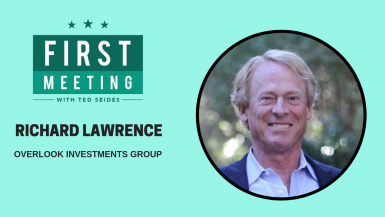 Richard Lawrence – Overlook Investments Group (First Meeting, EP.03)