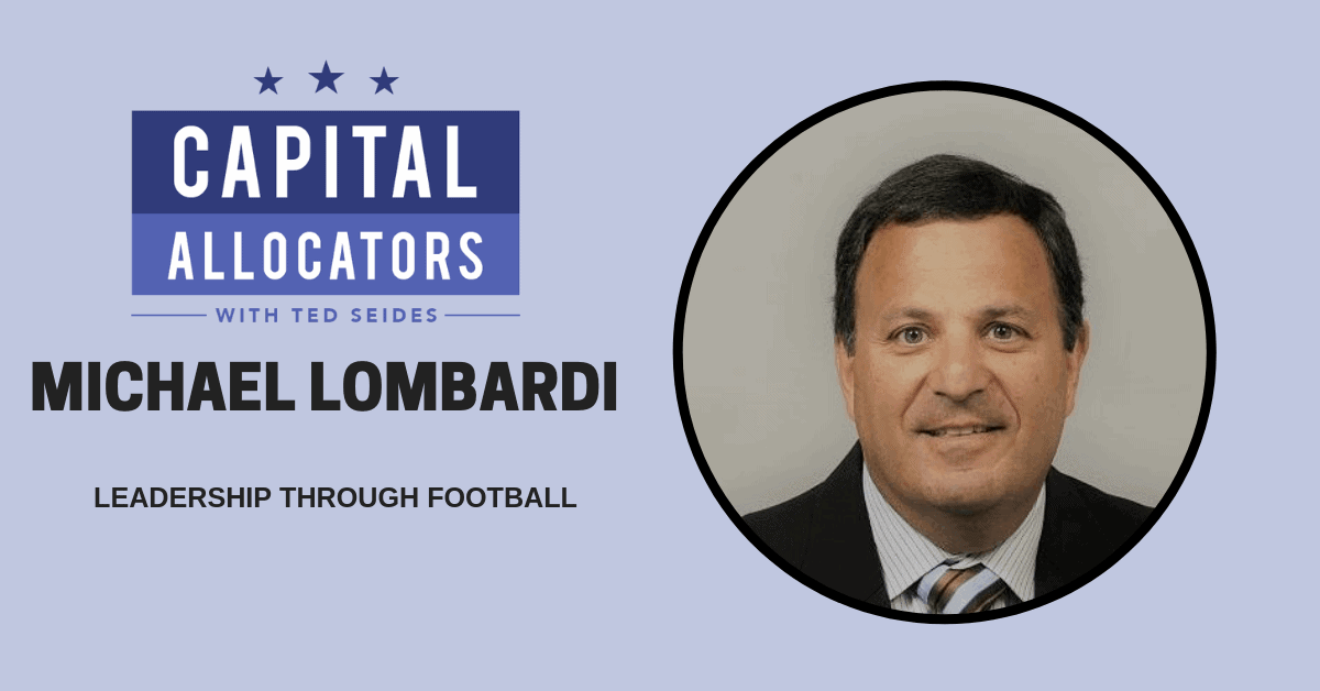 Michael Lombardi – Leadership Through Football (EP.75)