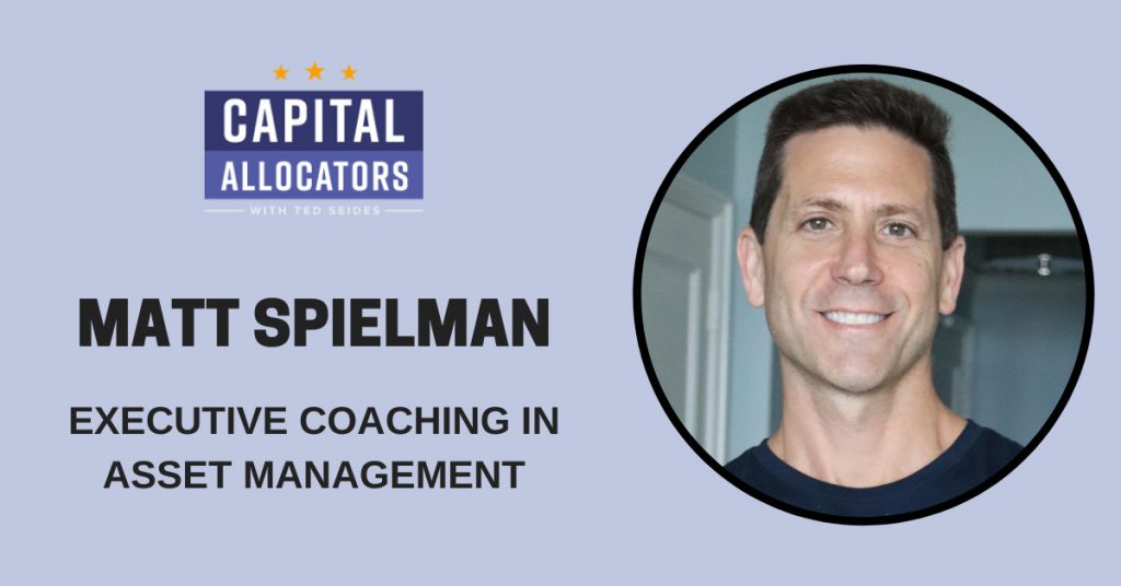 Executive Coaching in Asset Management