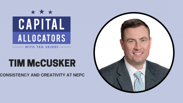 Tim McCusker – Consistency and Creativity at NEPC (EP.80)