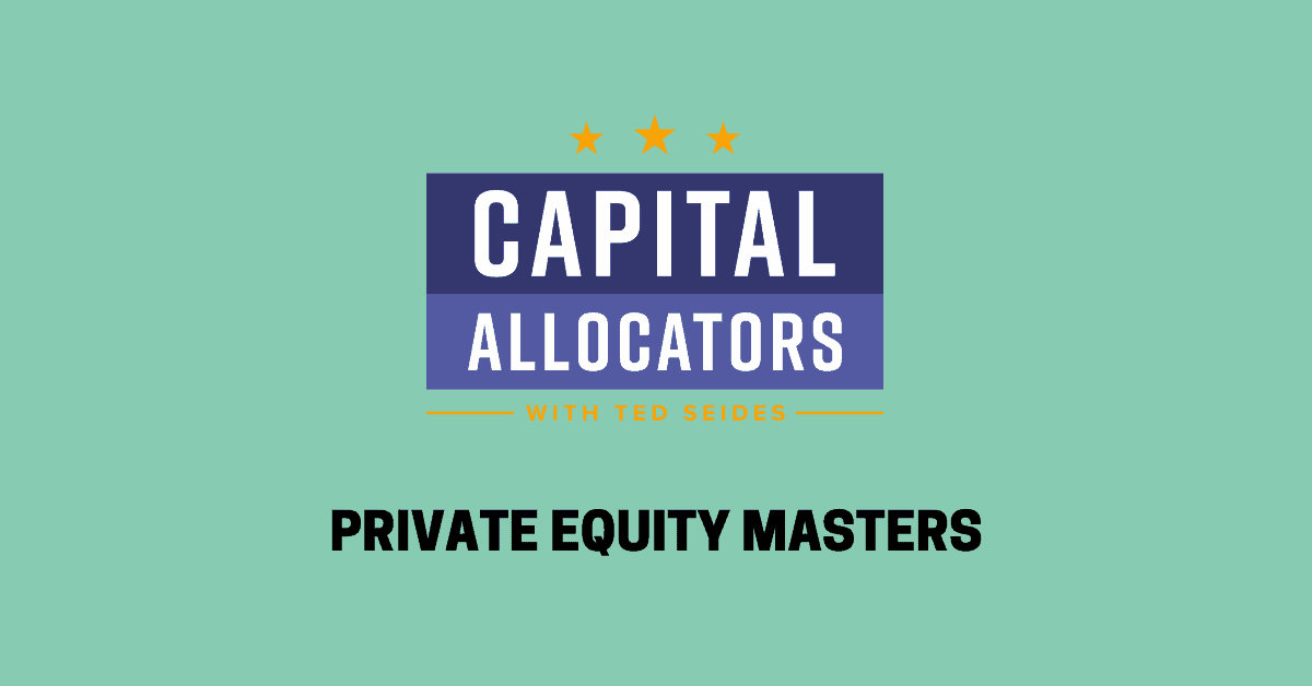 Private Equity Masters