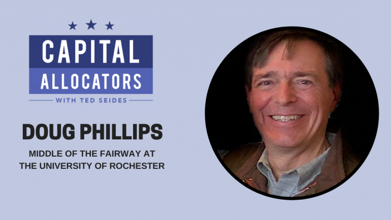 Doug Phillips – Middle of the Fairway at the University of Rochester (EP.123)