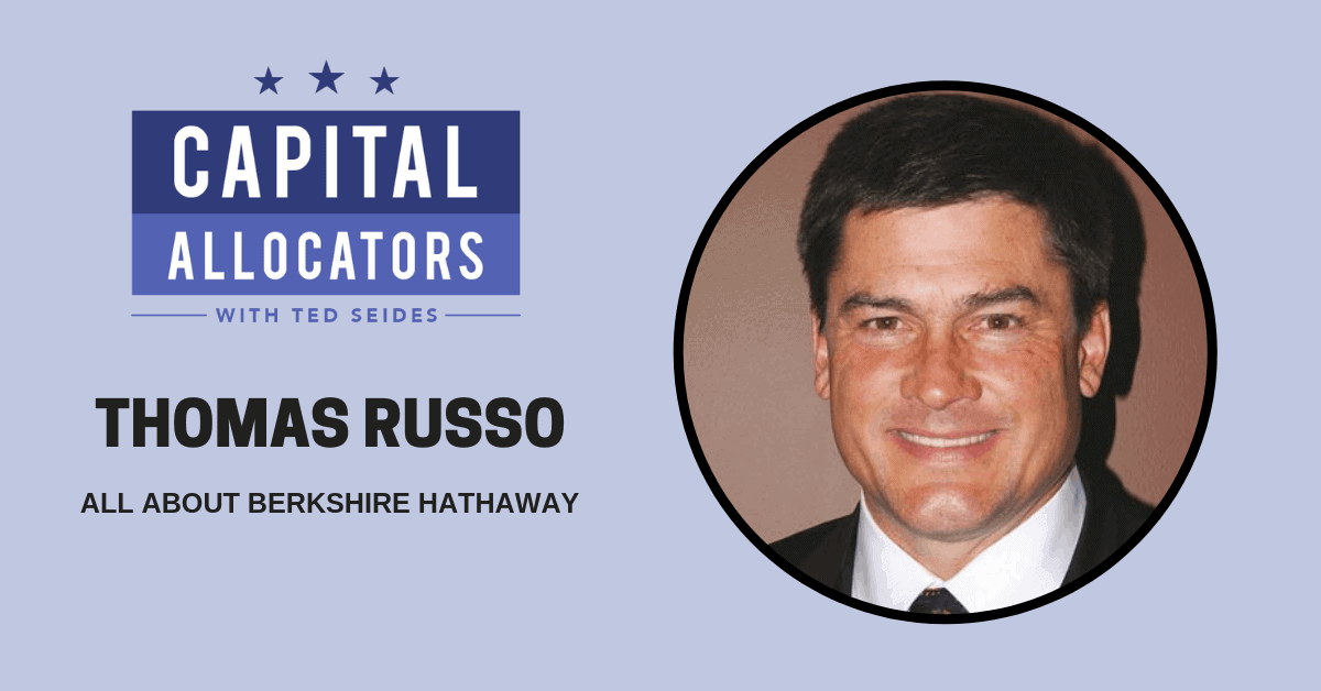 Thomas Russo – All About Berkshire Hathaway (EP.89)