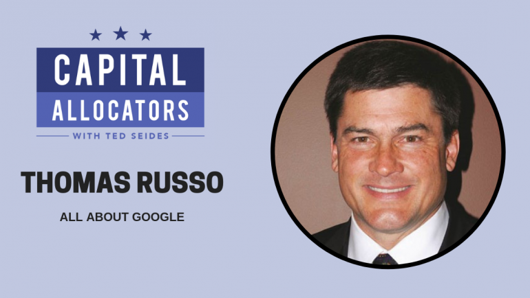 Thomas Russo – All About Google (EP.90)