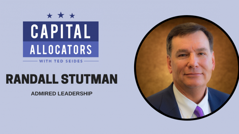 Randall Stutman – Admired Leadership (EP.150)