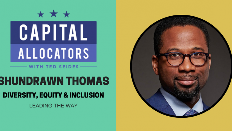 Diversity, Equity & Inclusion 3: Shundrawn Thomas – Leading the Way (EP.153)