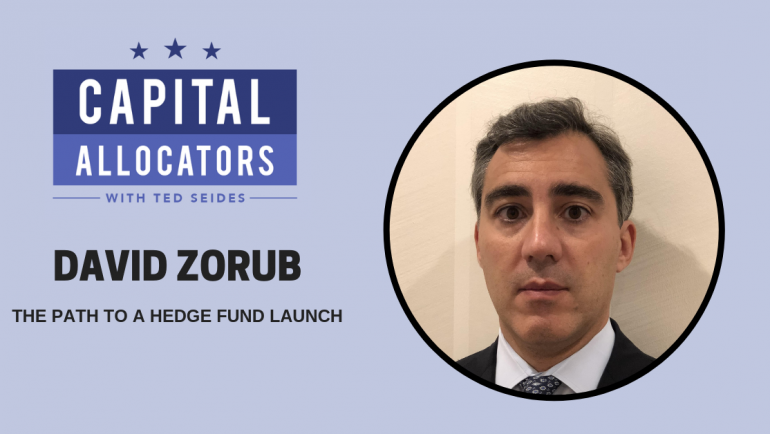 David Zorub – The Path to a Hedge Fund Launch (EP.96)