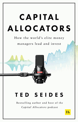 Capital Allocators Book Cover